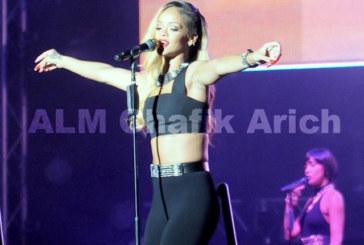 Rihanna s'invite chez Puma