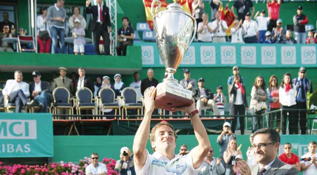 29ème édition du Grand Prix Hassan II de tennis  : Le retour gagnant de Tommy Robredo
