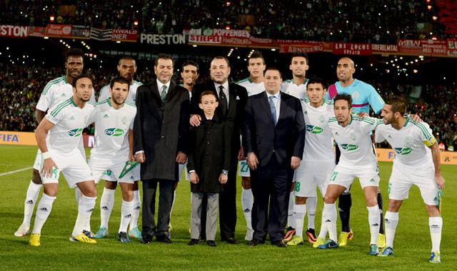 Quatre joueurs prolongent leur contrat au Raja de Casablanca