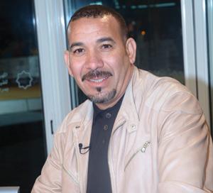Driss Roukh : «J'essaye de travailler pour enrichir mes moyens d'expression»
