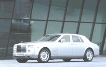 La Rolls-Royce Phantom à l'honneur de l'Xpo 2005