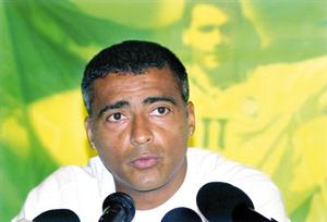 Selon Romario : Le Brésil aura «beaucoup de problèmes»
