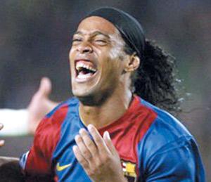 Ronaldinho critiqué sur sa vie privée