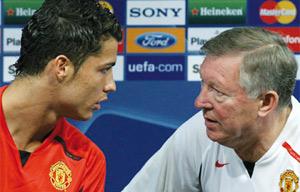 Alex Ferguson se prépare à la vie sans Ronaldo
