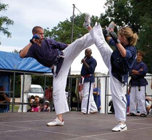 Le Dakaïto Ryu, la maîtrise de soi et le respect des autres