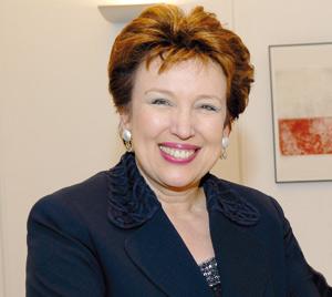 Roselyne Bachelot, une ministre dans la tourmente