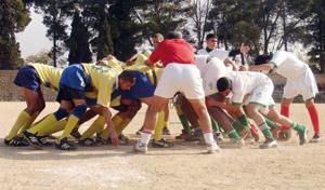 Coupe du Trône de rugby : un 5è sacre pour le Mouloudia d'Oujda