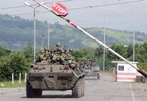 Tbilissi accuse Moscou de violer le cessez-le-feu