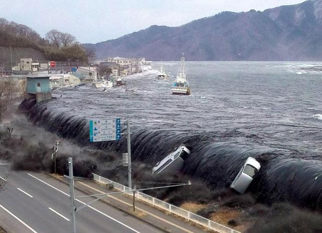 Russie : Alerte au tsunami levée après un violent séisme en mer d'Okhotsk