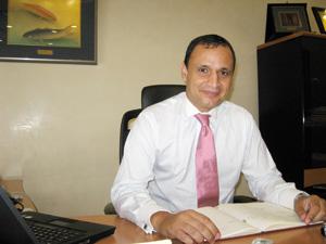 Ryad Mezzour : Un patron volontariste