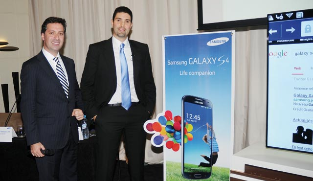 Le Samsung Galaxy 4 débarque au Maroc