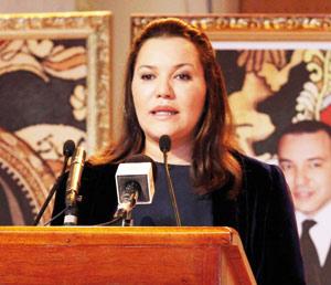 SAR la Princesse Lalla Hasnaa préside la remise des trophées