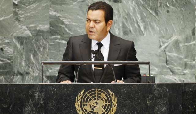 Discours Royal aux Nations unies : Le Souverain dénonce «la politique  du fait accompli» d'Israël
