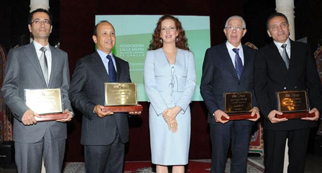 SAR la Princesse Lalla Salma préside la cérémonie de célébration de la Journée nationale de lutte contre le cancer