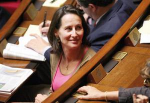 Ségolène Royal se voit premier secrétaire du PS