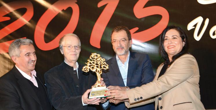 Salon international de l'édition et du livre: Le poète allemand Volker Braun remporte le prix Argana
