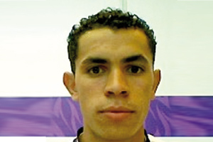 Hicham Sigueni remporte la médaille de bronze du 3000 m