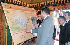 Des projets de développement à Zagora