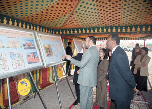 Des infrastructures pour la formation et le tourisme à Ouarzazate