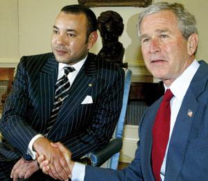 Sahara : Le président américain réitère le soutien de son pays à la solution d'autonomie