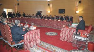 SM le Roi préside à Oujda un Conseil des ministres
