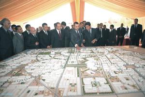 Un nouveau pôle urbain à Al Aroui pour un investissement de 21 MM DH