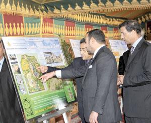 Lancement des travaux du nouveau parc zoologique de Rabat