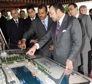 Un accompagnement financier pour le Plan Maroc Vert