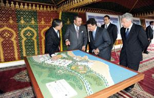 Lancement de plusieurs projets structurants à Safi