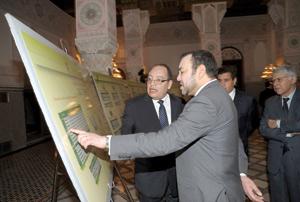 Signature de seize conventions relatives aux plans agricoles régionaux