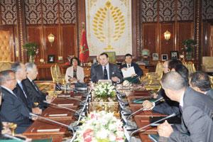 Une Charte nationale sera élaborée par le gouvernement