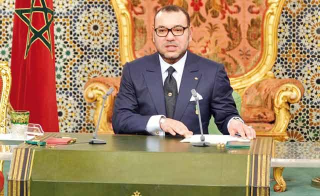 SM le Roi reçoit le Premier ministre français