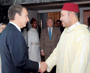 Rabat et Madrid décidés à renforcer leur coopération