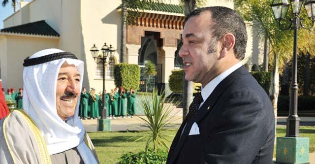 Arrivée de SM le Roi Mohammed VI au Koweït