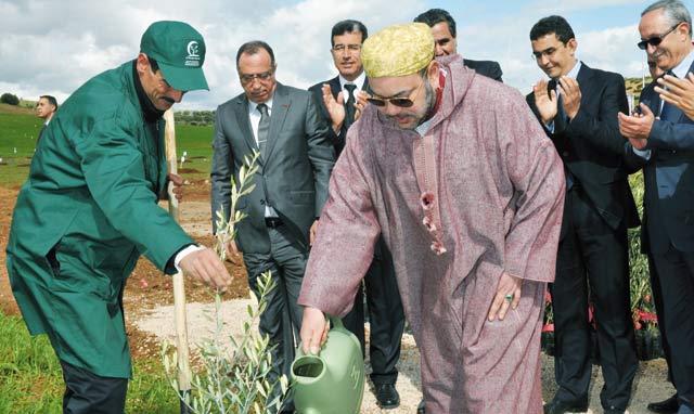 87 millions DH pour 2.500  agriculteurs de Fès-Boulemane