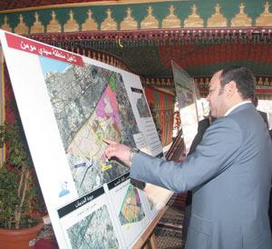 Activités royales : Plus de 2,5 MMDH pour reloger les bidonvillois de Sidi Moumen