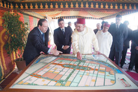 Ouarzazate renforce ses infrastructures