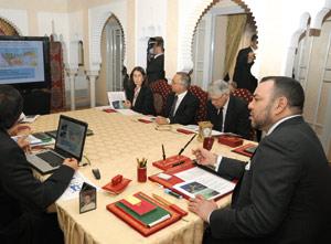 Activités royales : la ville de Nador sera dotée d'un nouveau complexe portuaire