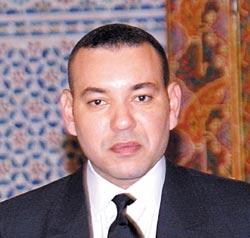 SM Mohammed VI à Singapour
