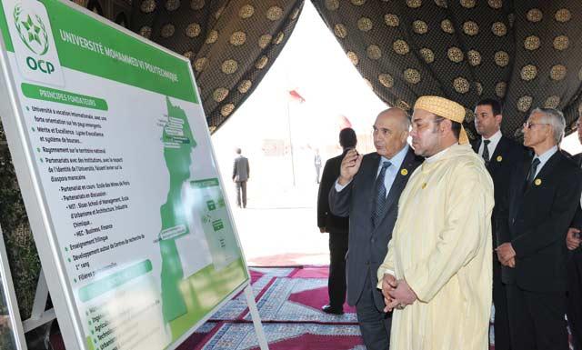 Ville Verte Mohammed VI : L OCP signe son plus grand projet sociétal