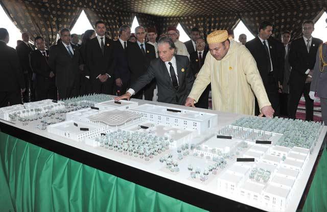 Ville Verte Mohammed VI : Un projet de développement des  compétences et de promotion du sport