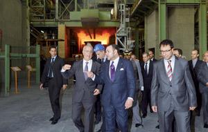 Maghreb Steel : Le Maroc se dote d'une plate-forme sidérurgique de pointe