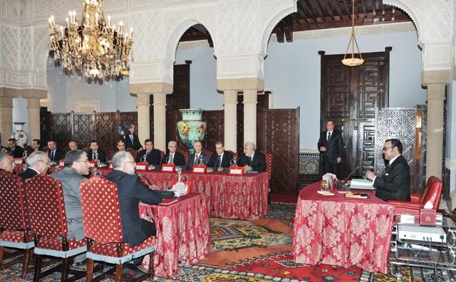 Un Conseil des ministres programmé dimanche à Oujda devait approuver le nouveau texte