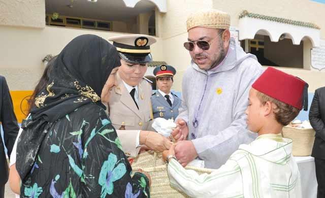 Initiative nationale pour le développement humain (INDH)