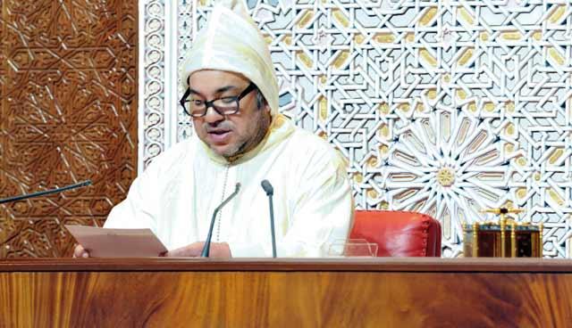 SM le Roi place les  élus face à leurs obligations : Une charte  morale pour  la bonne  gouvernance  parlementaire