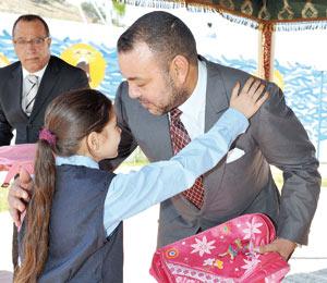 Nador : Une rentrée scolaire sous sollicitude royale