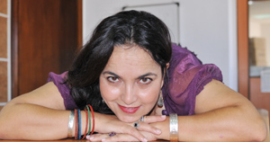 Saâdia Azgoun : «Je peux séduire sans pour autant provoquer»