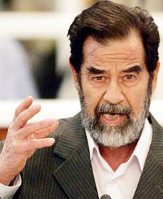Saddam raconte sa capture