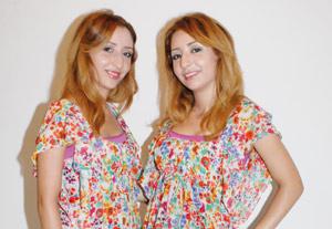 Safaâ et Hanaâ Rais  «Nous sommes très demandées en mariage par des  jumeaux»