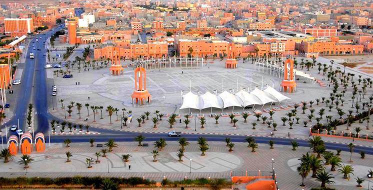 Le 1er festival artistique «Wennibik, la paix par la diversité» à Laâyoune